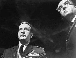 """Sir, you can't let him in here. He'll see everything. He'll see the big board!""- General ""Buck"" Turgenson"